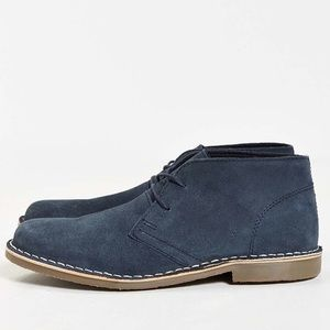 Urban Outfitters Other - Hawkings McGill suede desert boot UO navy men's 9