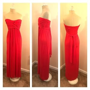 Poetry Dresses & Skirts - Poetry coral maxi dress M