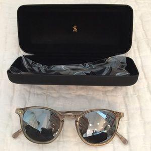 Steven Alan Optical Accessories - Steven Alan Mathew sunglasses flash mirror lense