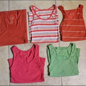 American Eagle Outfitters tanks