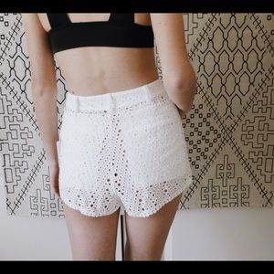 STONE COLD FOX lace shots|| brand new & never worn