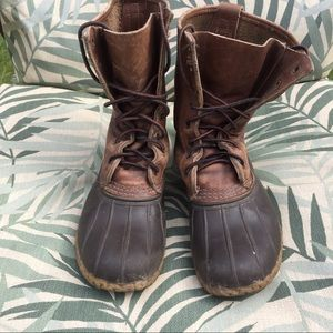 L.L. Bean Shoes - L.L. Bean Boots Hunting edition.