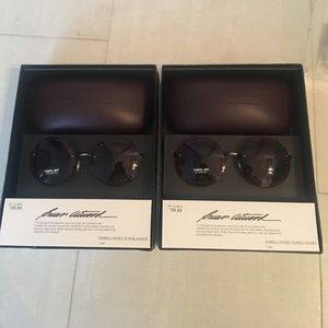 Brian Atwood Accessories - Bundle of two sets of Brian Atwood sunglasses