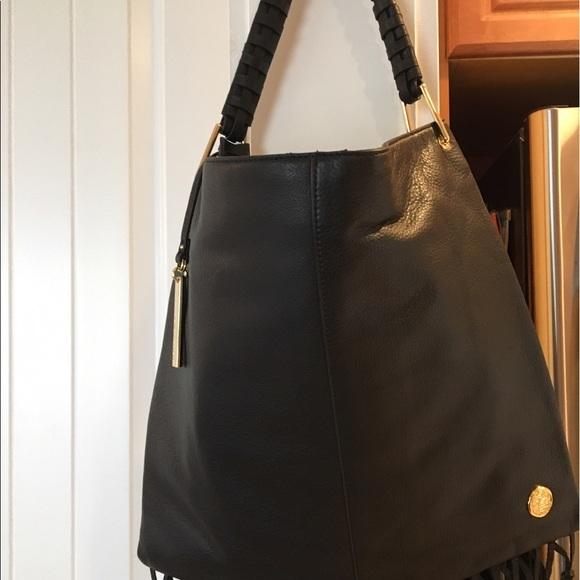 de82f9ec22d4 Vince Camuto hobo black bag