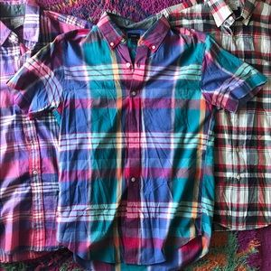 J. Crew Other - $200 Value! 3 J.Crew Short Sleeve Button Downs