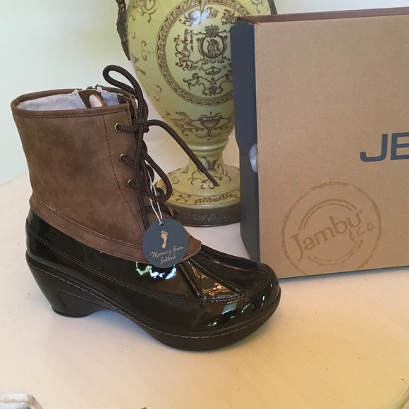 Nordstrom Jambu Boots! Gorgeous New With Tag Sz 8 f9008c3f5ff99