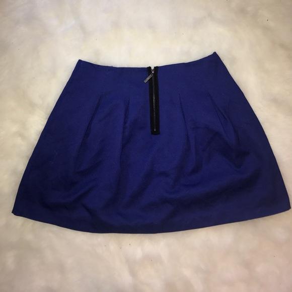 Kelsi Dagger Skirts - Kensie Blue Mini Skirt