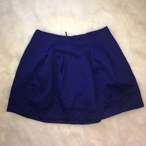 Kelsi Dagger Dresses & Skirts - Kensie Blue Mini Skirt