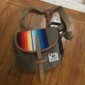 Will Leather Goods Handbags - WILL leather goods backpack