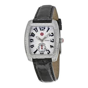 Michele Accessories - Authentic Michele diamond urban watch