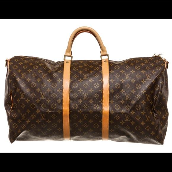 f0f22151352d Louis Vuitton Handbags - Louis Vuitton Keepall 60cm Duffle Bag Luggage