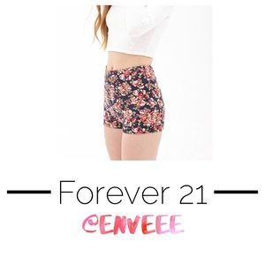 Forever 21 Pants - NWOT high waisted shorts from Forever 21