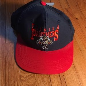 Youth Florida Panthers hat