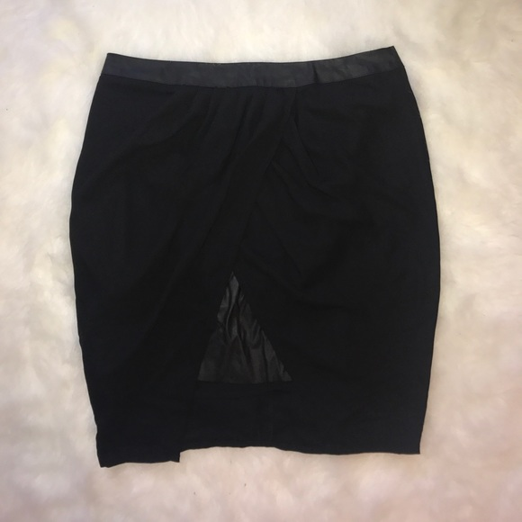 Mossimo Supply Co. Skirts - Mossimo Black Mini Skirt