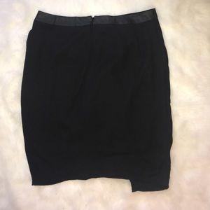 Mossimo Supply Co. Skirts - Mossimo Black Mini Skirt