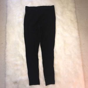 H&M Pants - H&M Dressy Black Leggings