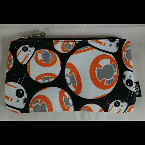 Star Wars Bags Bb8 Pencil Case Nwt Poshmark