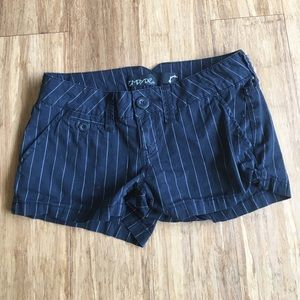 Perfect Condition! Sz 3 black and white shorts