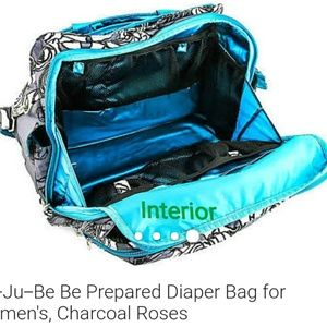 jujube Handbags - Diaper bag