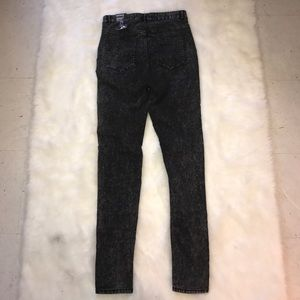 Divided Jeans - Divided High Waist Skinny Jeans