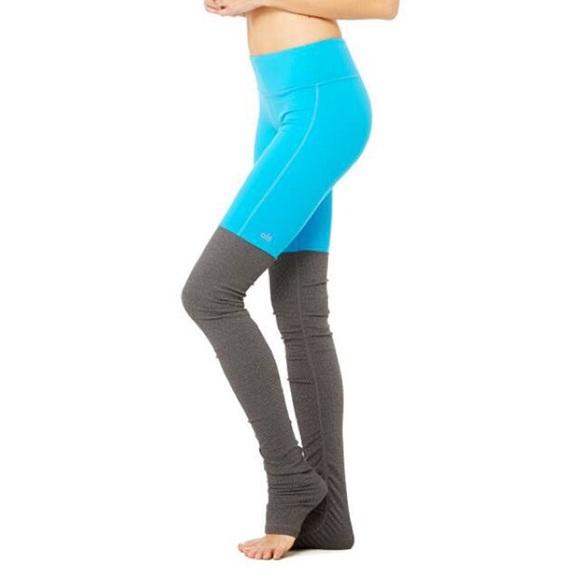 NWT Alo Yoga Goddess Leggings