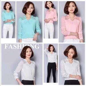 80%20 Tops - Fashion women sexy long sleeve shirts ..