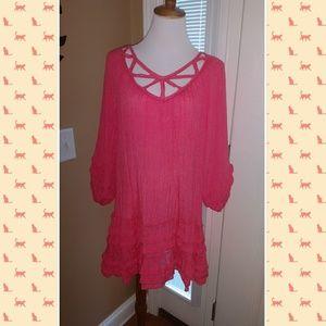 Large umgee dress