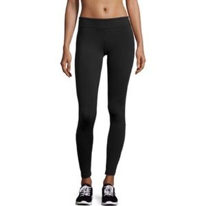 ALO Yoga Pants - NWT Alo Yoga Strength Tight in Black Luster