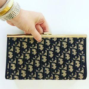 Christian Dior Handbags - Dior Frame Clutch