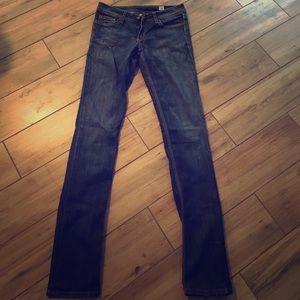 People's liberation jeans size 25