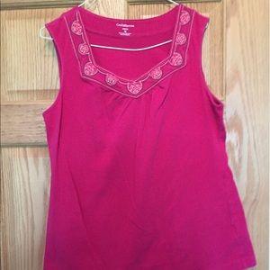 croft & barrow Tops - Nice sleeveless top