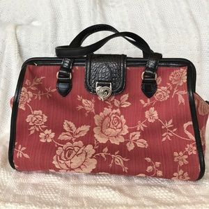 Brighton Handbags - Brighton Vintage Style Carpet Bag