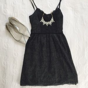 Free People Sparkly LBD