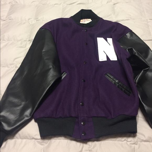Ripon Jackets Amp Coats Northwestern University Varsity