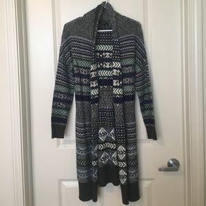 Jessica Simpson Sweaters - Jessica Simpson tribal sweater