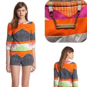 Trina Turk Jackets & Blazers - Trina Turk Assemblage Jacket Multi