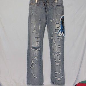 d6b5dbae3f1 Dolce & Gabbana Jeans | Dg Vintage Batman Hard To Find Rare | Poshmark