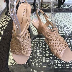 Audrey Brooke Shoes - Audrey Brooks Gladiators