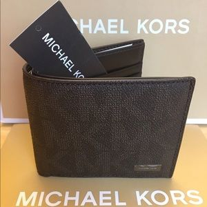 Michael Kors Other - 🆕✂️SALE! MICHEAL KORS NEW MENS WALLET 💯AUTHENTIC