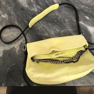 Jimmy Choo Handbags - New lower price! Jimmy Choo biker crossbody bag