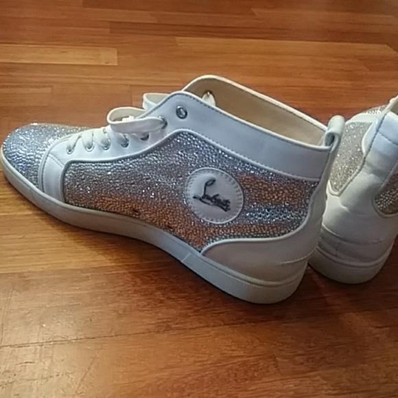 9806a1021c7 Diamond Christian Louboutin Sneaker