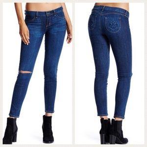 Siwy Denim - 🆕SIWY Hannah Low-Rise Skinny Jeans