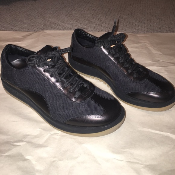 Provided Women Sneakers Lv Size 9 Clothing, Shoes & Accessories Women's Shoes