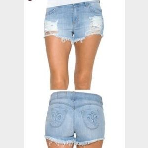 Siwy Pants - Siwy denim shorts