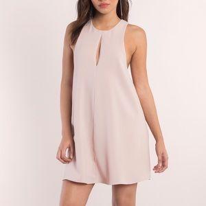Tobi brand Winslet Keyhole Swing Dress (runs big!)
