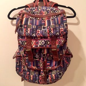 Urban Outfitters Handbags - UO Aztec Backpack