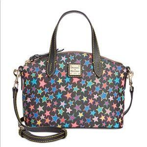 NWT Dooney and Bourke Ruby mini satchel