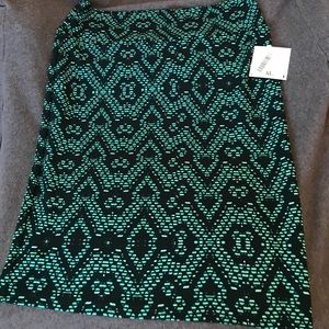 LulaRoe 2X Cassie Skirt