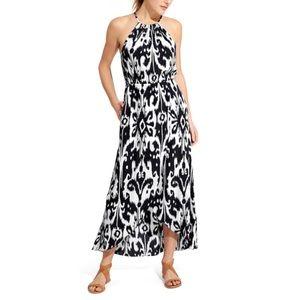  Athleta Ikat Bloom Maxi Dress