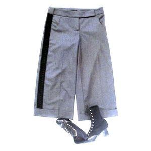 Robert Rodriguez Pants - Robert Rodriguez Black Label Mariachi culottes